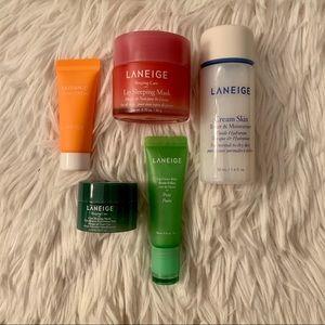 Laneige Skincare LOT!